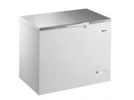 FREEZER CHEST WHT WITH SS LID 347LTR CF35S
