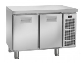 FRIDGE COUNTER SNOWFLAKE 2DR K1205 SS 234L