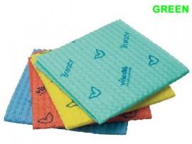 CLOTH MICROFIBRE BREAZY GREEN