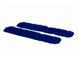 MOP SLEEVE V-SWEEPER SYNTHETIC BLUE 100CM