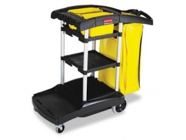 CART JANITORIAL HIGH CAPACITY