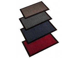 MAT ENTRANCE MAT BROWN/BLACK 60X90CM
