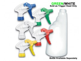 HEAD TRIGGER SPRAY GREEN/WHITE