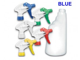 BOTTLE SPRAY BLUE 1PT