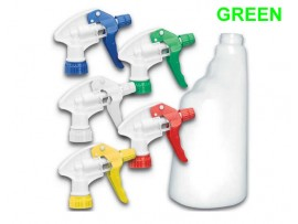 BOTTLE SPRAY GREEN 1PT