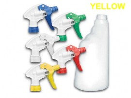 BOTTLE SPRAY YELLOW 1PT