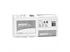 HAND TOWEL KATRIN + ONE STOP M2 WHITE 2PLY