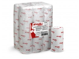 ROLL TOWEL WYPALL L20 2PLY BLUE 24CM WIDE