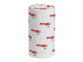 ROLL TOWEL WYPALL WHITE 1PLY 165 SHEETS