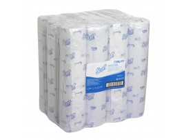 ROLL COUCH COVER SCOTT BLUE 1PLY 51CM