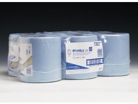 CENTREFEED ROLL L20 BLUE 2PLY