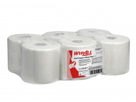 CENTREFEED WIPER WYPALL L10 WHITE 1PLY
