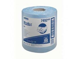 ROLL CENTREFEED WYPALL L20 BLUE