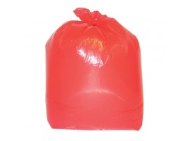 "SACK REFUSE RED 18X29X39"" 10KG"