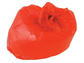 "SACK REFUSE ORANGE 18X29X39"" 10KG"