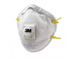 MASK RESPIRATOR DISPOSABLE VALVED FFP1