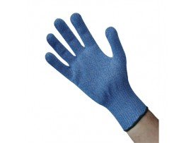 GLOVE CUT RESISTANT BLUE LARGE
