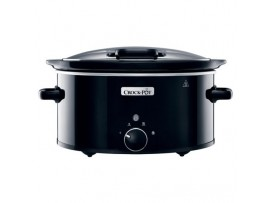 COOKER SLOW DOMESTIC CROCK POT 5.7LTR