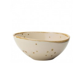 BOWL EARTH LINEN 8.5""