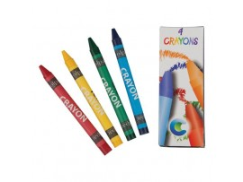 CRAYONS JUNGLE LION