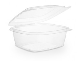 CONTAINER DELI HINGED LID 24OZ