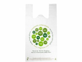 BAG CARRIER COMPOSTABLE MEDIUM