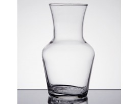 VIN CARAFE GLASS  0.25LT