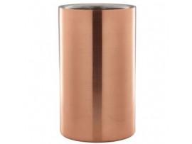 COOLER WINE COPPER 20X2CM
