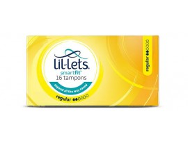 LILLETS SMARTFIT NON APP REGULAR 16S