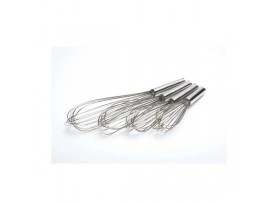 WHISK HEAVY STAINLESS STEEL 35CM