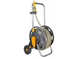 CART FREESTANDING HOSE REEL 50M
