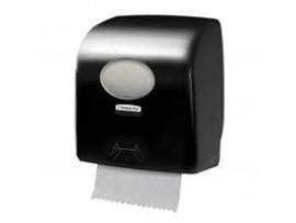 DISPENSER AQUARIUS SLIMROLL BLACK