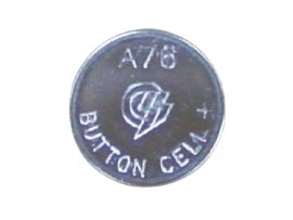 BATTERY BUTTON A76