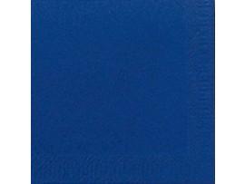 NAPKIN DUNI 2PLY DARK BLUE 24CM