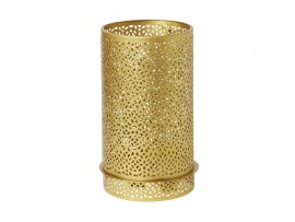 CANDLEHOLD METAL 200X120 BLISS GOLD