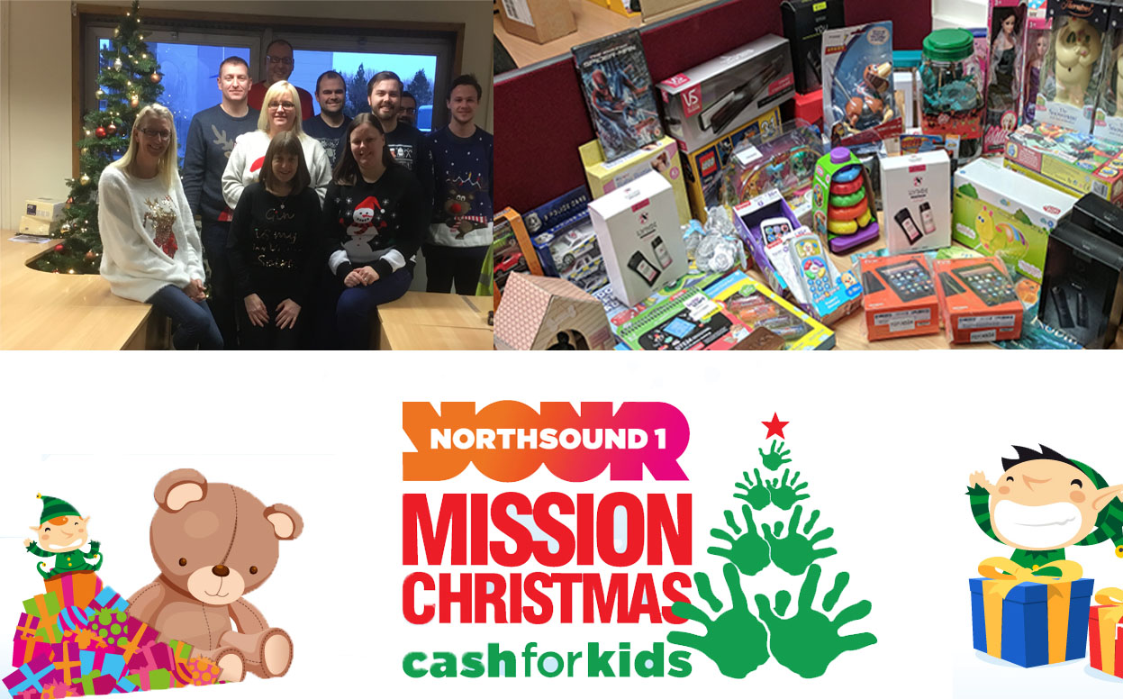 Cash for Kids 2017