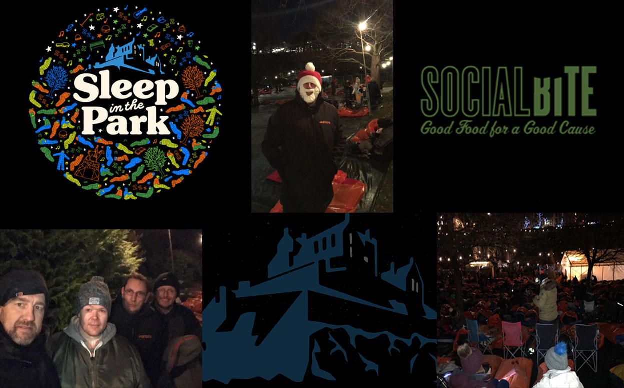 Sleep in the Park 2017