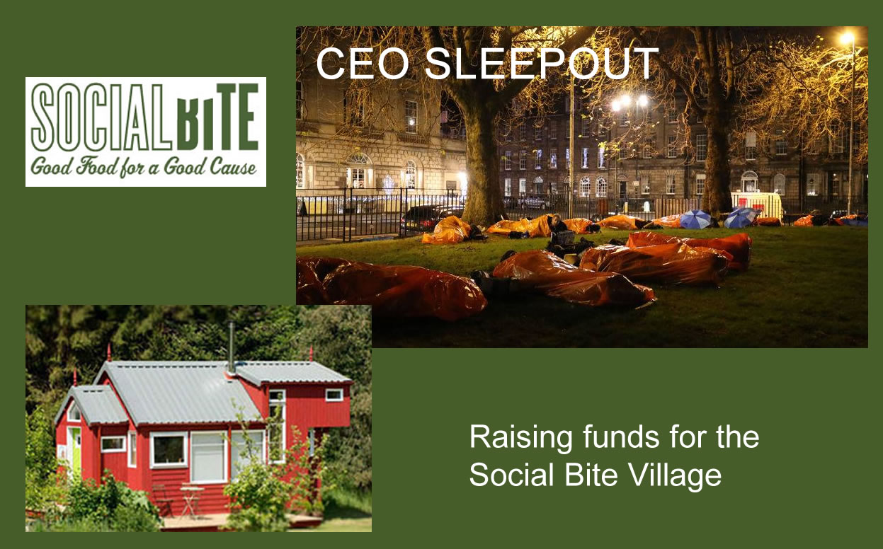 CEO sleepout 2016