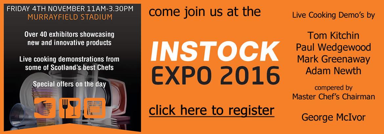 Instock Expo 2016